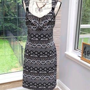 Women's WHBM Sleeveless Dress size Large